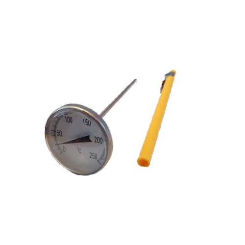 DIAL THERMOMETER 0°C TO 250°C SCALE 45MM DIAMETER 4099694