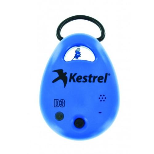 KESTREL D3 BLUE ENVIRONMENTAL DATA LOGGER