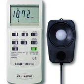 LUTRON LX107HA LIGHT METER (WITH SELECTION OF LIGHTING TYPE)