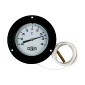 100MM DIAL THERMOMETER WITH MOUNTING FLANGE F87R100-1.5