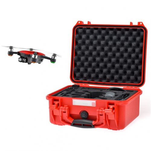 HRPC2300 RED HARD CASE FOR DJI SPARK FLY MORE COMBO