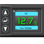 RF BATTERY MONITOR DISPLAY (ONLY) HMRF0200