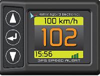 HMSA3000 GPS SPEED ALERT