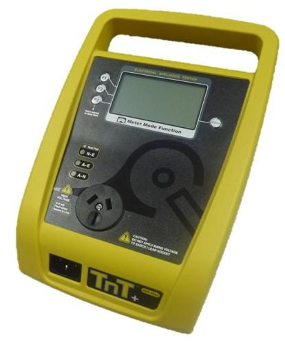 WAVECOM PORTABLE APPLIANCE TESTER WITH RCD, LEAKAGE TEST & POWER MEASUREMENT