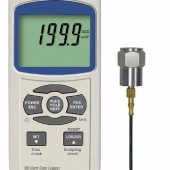 LUTRON VB8025SD VIBRATION METER ACCELERATION & VELOCITY DISPLACEMENT + SD CARD