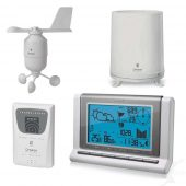 WIRELESS PRO WEATHER STATION WITH USB UPLOAD WMR89